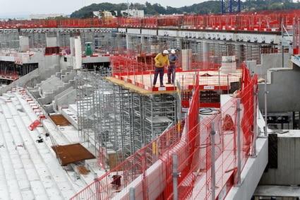 Photographe de chantier a Lyon